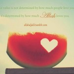 loved by Allah