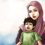 muslim-mother-and-son