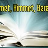 RAHMET, HİMMET, BEREKET